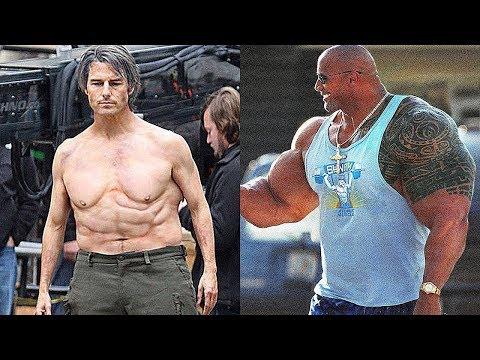 Xxx Mp4 Tom Cruise Vs The Rock Transformation ★ 2018 3gp Sex