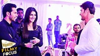 No One Wants To Miss Mahesh Babu, Varun Dhawan and Kriti Sanon Meets Him