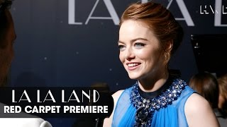 La La Land (2016 Movie) - Red Carpet Premiere by Vanity Fair HWD