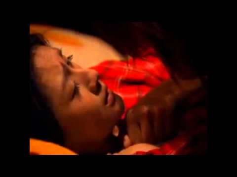 M rs bed scene