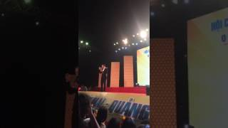 Khởi My diễn tại Quảng Ngãi 17/6/2017