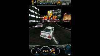 Need For Speed Carbon JAVA Gameplay