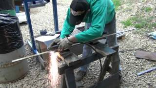 Building My Second Glass Crusher Part 1 of 7