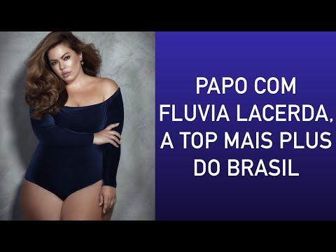 Xxx Mp4 Papo Com Fluvia Lacerda A Top Mais Plus Do Brasil Lilian Pacce 3gp Sex
