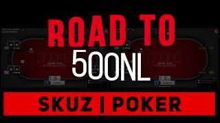 [EP #1] Road to 500nl - Ignition Online Poker Cash Series - 28 - 31 May