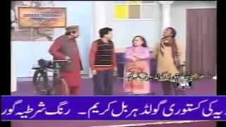 New Stage Drama Tariq Tedi & Khan Baba Video 41