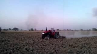Rahi SR-650 (65 HP) Field Demonstration