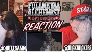Fullmetal Alchemist: Brotherhood Episode 4 Reaction!!