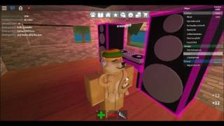 Roblox: playing the doge song