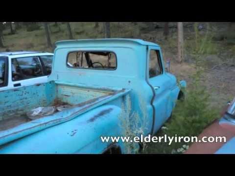 1966 Chevrolet Step side FOR SALE