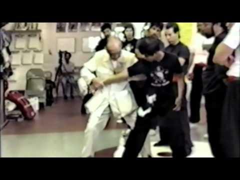 Great Grandmaster Hu Yuen Chou Choy Li Fut Kung Fu Fighting Applications