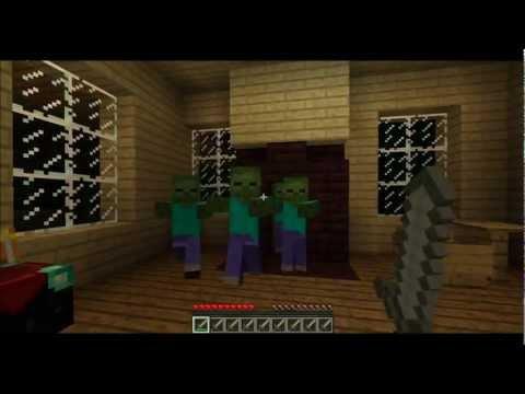 Casa del terror en MINECRAFT
