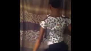 video de risa niña