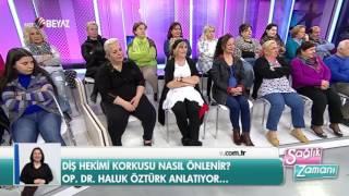 Op. Dr. Haluk Öztürk - Beyaz Tv Sağlık Zamanı - 25.03.2017