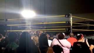 NXT - Devin Taylor vs. Carmella @ Fenn Center (Ft. Pierce, FL) 06/07/14
