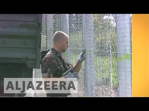 Why Hungary s crackdown on refugees is being criticised – Inside Story
