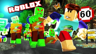 ESCAPE THE EVIL ZOMBIE APOCALYPSE IN ROBLOX