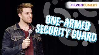 The One Armed Security Guard (comedian K-von explains)