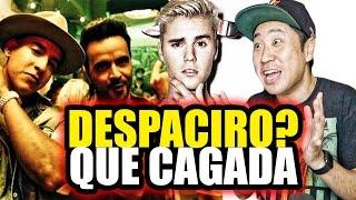 Justin Bieber en Despacito Remix - Reacción Coreano Loco