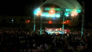 Donaire vs. Bedak cebuano: duterte