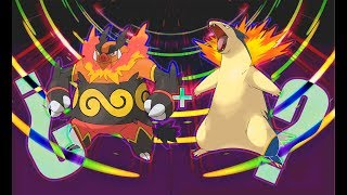 EMBOAR AND TYPHLOSION FUSION!! EMPHLOSION!