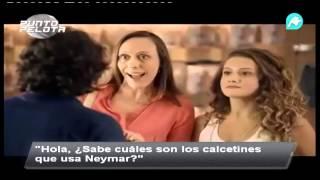 El último, y polémico, anuncio de Neymar