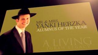Mir Yerushalayim Legacy Dinner - Mr. & Mrs. Yanki Herzka