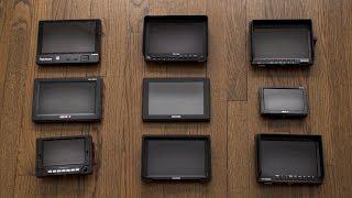 9 Camera Monitors Under $200!