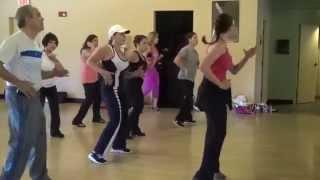 Los Hermanos Rosario - La Duena Del Swing Zumba Sandra Fitness