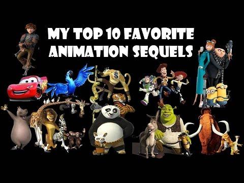 Xxx Mp4 My Top 10 Favorite Animation Sequels 3gp Sex