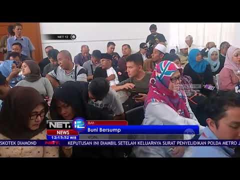 Buni Yani Bersumpah Tidak Mengedit Video Ahok - NET12