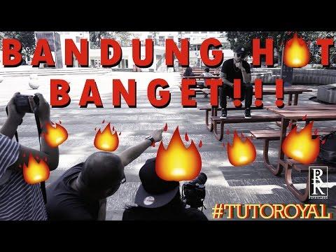 #TUTOROYAL BANDUNG HOT BANGET!!