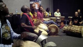 Famoudou Konate La fé Waraba rhythm song sing Waraba nonko