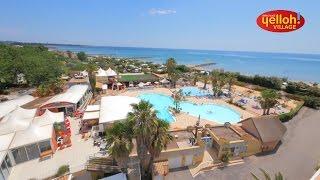 Camping Yelloh! Village Le Club Farret Vias Plage - Cap d'Agde - Hérault - Languedoc-Roussillon