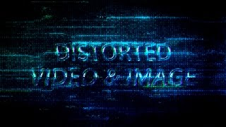 Distorted Video & Image - Live Wallpaper