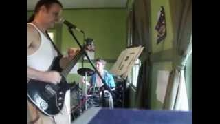 Cold, Rain, and Snow- Grateful Dead cover at band practice