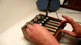 Simian Drum Scape #3=Drum, Drone, Noise Synth by Arius Blaze