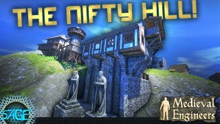 The Birth Of Nifty Hill | Medieval Engineers (MP Town)