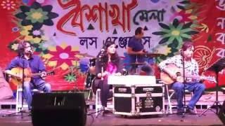 Mon Tora Parlamna Bujaitare - Partha Barua ft Bappa Mazumder and Elita Karim