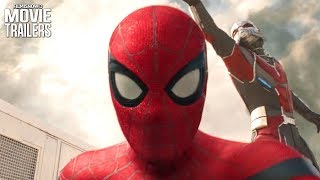 Spider-Man: Homecoming International Trailer shows even more new footage