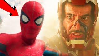 Lo que No notaste en SpiderMan Homecoming Trailer 3- Análisis En Español