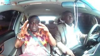 Bro. Sammy On Celebrity Ride With Zionfelix
