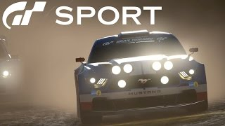 Gran Turismo Sport - E3 2016 Gameplay Trailer 2