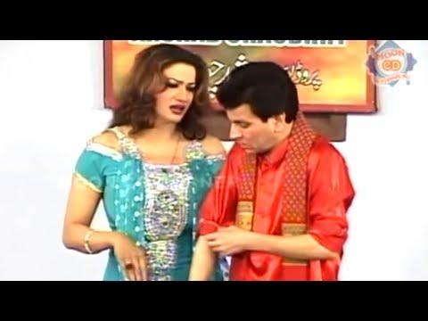 Best of Tariq Teddy pakistani punjabi stage drama clip 2014