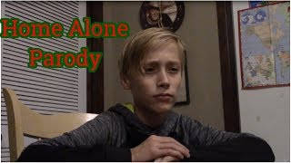 Home Alone (I made my family disappear) Parody