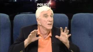 Leslie Nielsen Interview About Police Squad