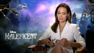 What happened when Angelina asked Shiloh to be in Maleficent?
