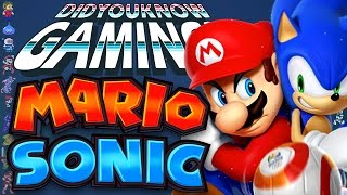 Mario & Sonic - Did You Know Gaming? Feat. Remix of WeeklyTubeShow