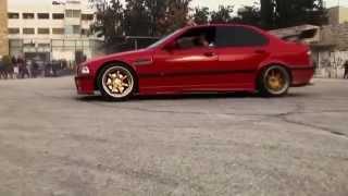 BMW E36 TURBO محمد القيسي