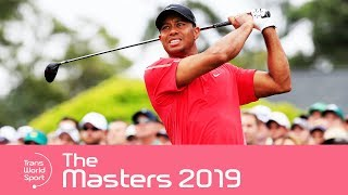 Tiger Woods and Stars of The Masters on Trans World Sport   Livestream